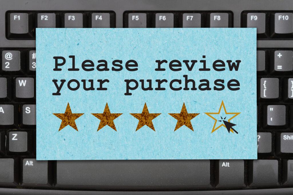Amazon Review Manipulation